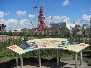 Olympic site in London | by Jon Barbour
