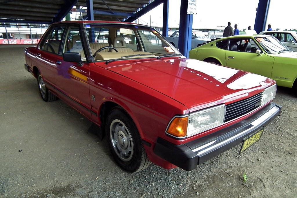 1982 Datsun Bluebird 910 Gx Sedan 1982 Datsun Bluebird