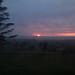 rainy sunset (1)