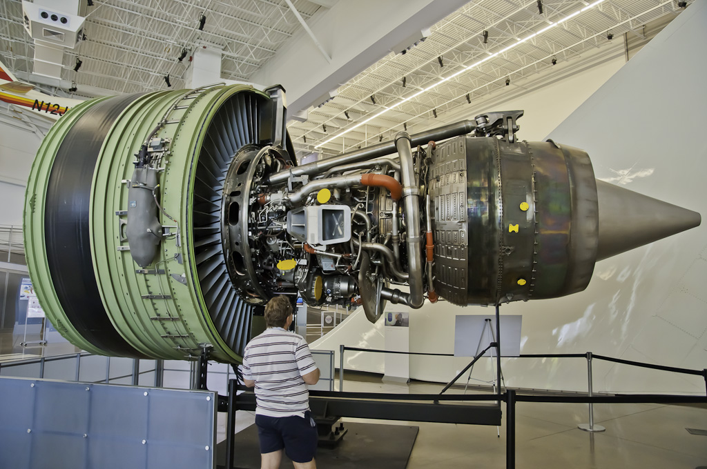 Ge90 The Largest Engines In Aviation History General