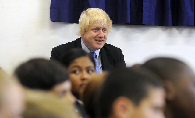 Boris Johnson Looks Like Trump
