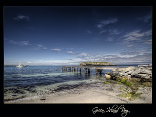 Green Island Bay (2) | by B.M.K. Photography