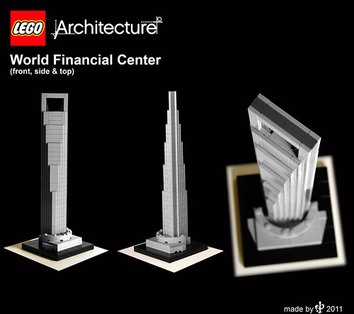 world financial center 3sides | by HP Mohnroth