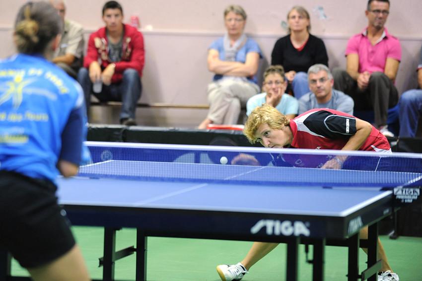 Timina elena 2046 championnat de france de tennis de - Championnat de france tennis de table ...