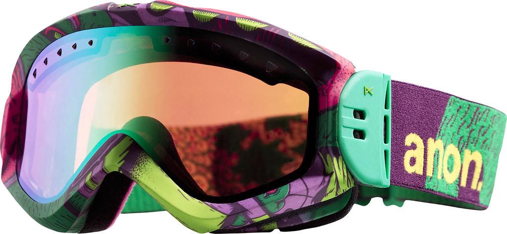 anon goggles 2017