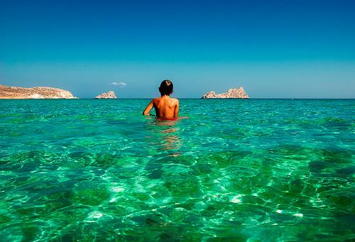 Где на крите лучше море