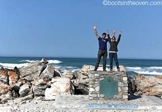 Cape l'Agulhas - southernmost point in Africa! | by Boots in the Oven