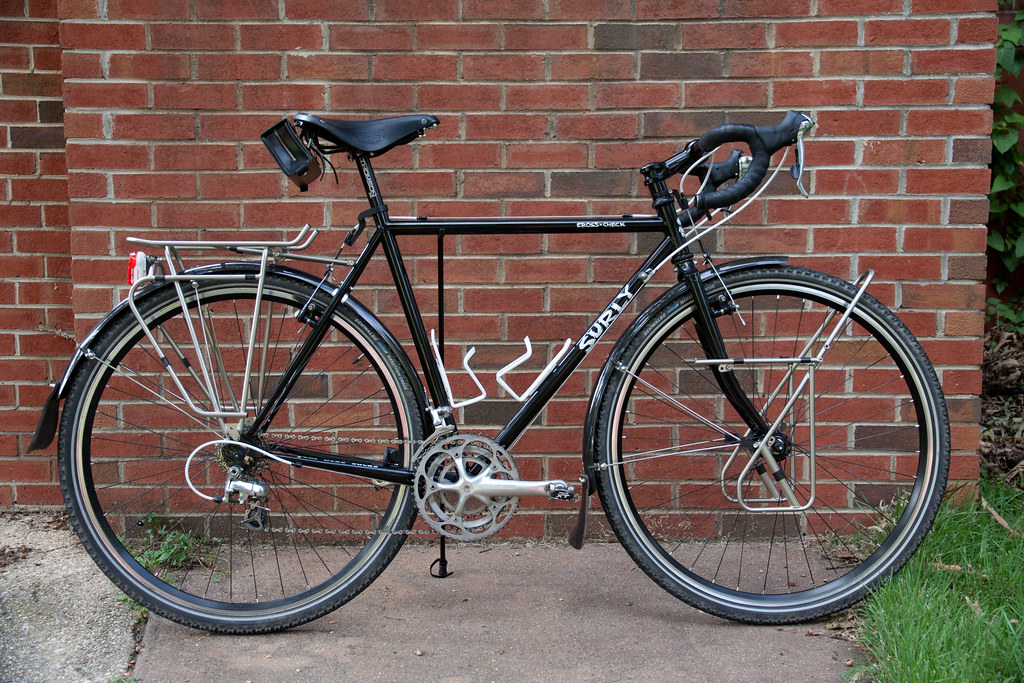 Surly Cross Check This Bike Is A Constant Work In