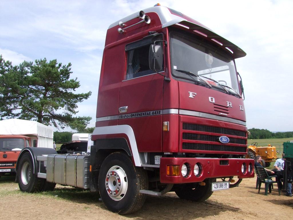 ford transcontinental 4432 tracteur semi locomotion en. Black Bedroom Furniture Sets. Home Design Ideas