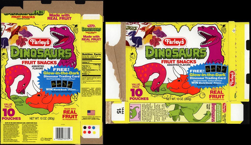 harvesting the fruit dinosaur fruit snacks