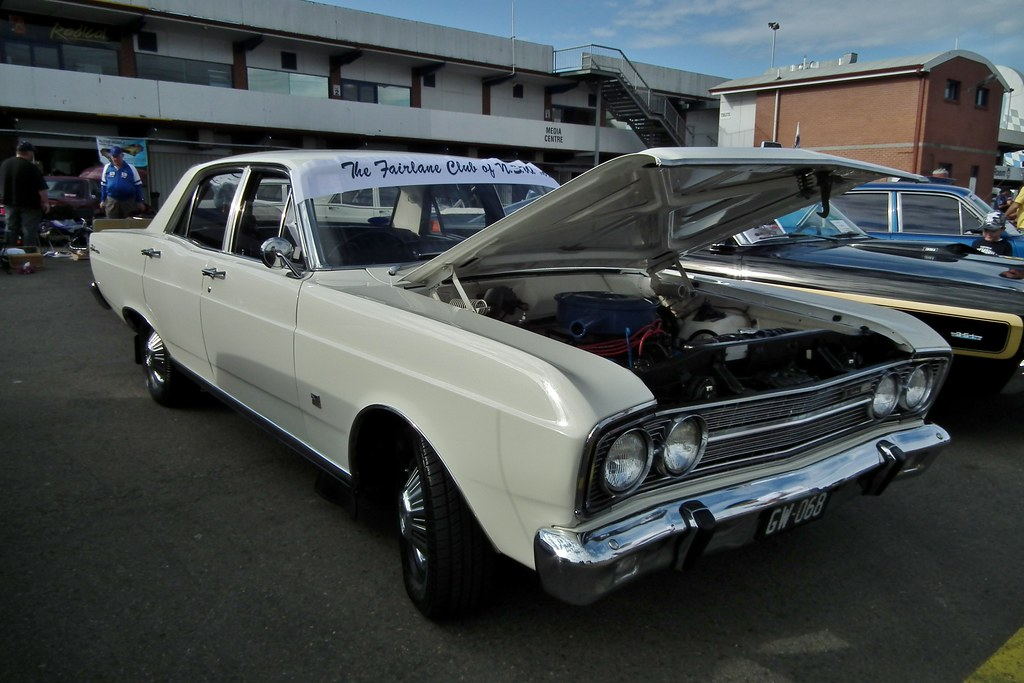 New South Ford >> 1968 Ford ZB Fairlane 500 | 1968 Ford ZB Fairlane 500 sedan.… | Flickr