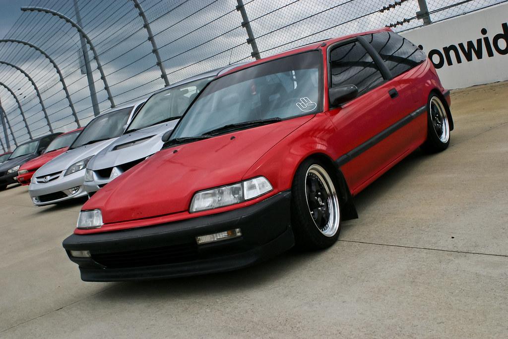 Honda Civic Forum >> EF Hatch - Import Alliance 2011 | highvolkage | Flickr
