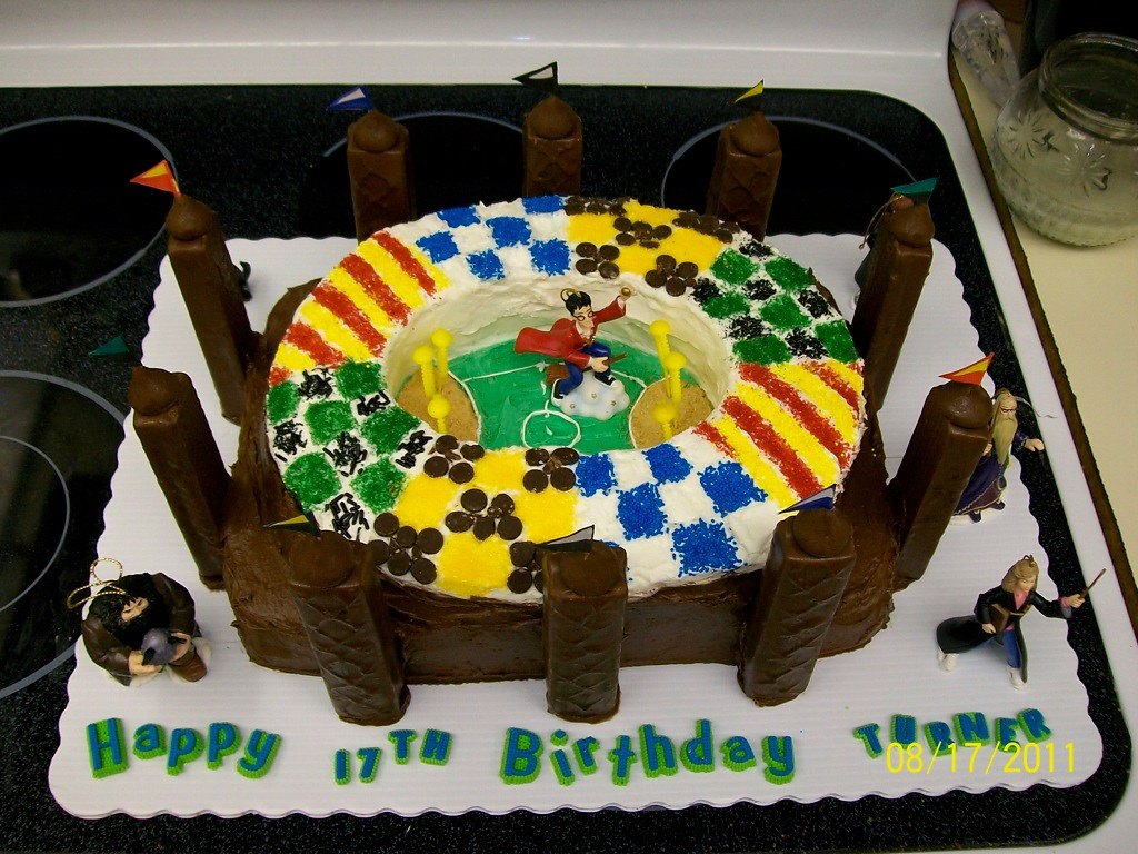 Image Result For Harry S Birthday Cake