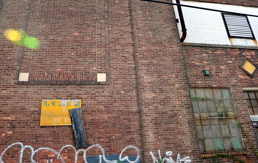 Wall Abandoned Factory In Trenton Nj Originally Served A Flickr