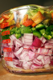 chopping up vegetables... | by Kim | Affairs of Living