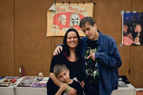 Bill Moseley at Days of the Dead | by beyond the realms: movie reviews