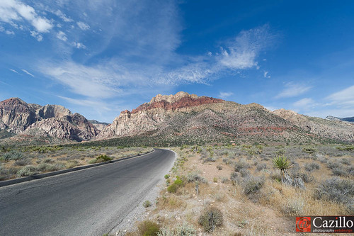 Red Rock Canyon, Before Editing | by Cazillo