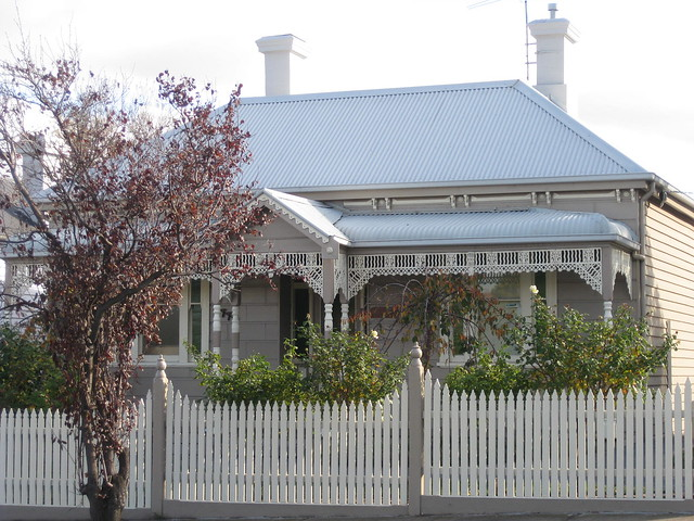 A block fronted late victorian villa essendon flickr for Cottage style homes melbourne