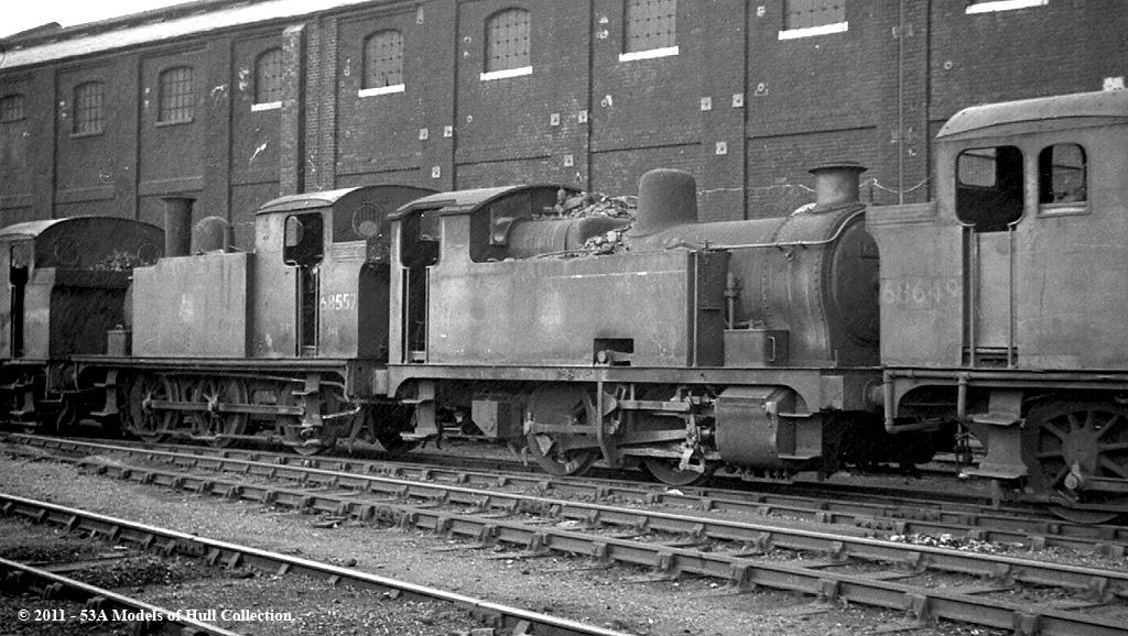 C 1958 Stratford Works London Ex Ger Lner Holden J69