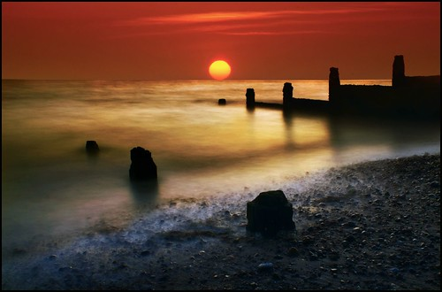 Whitstable Sunrise | by adrians_art
