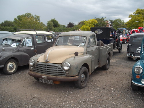Morris Cowley Pick-up   by