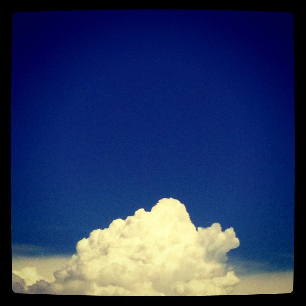 thunderhead clouds wallpaper - photo #26