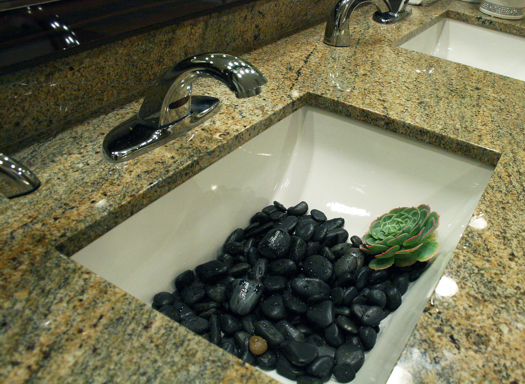 rocks in bathroom sink img 6078 bathroom sink decoration blogged here 20223