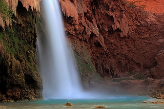 Havasu Falls profile | by Chief Bwana