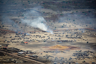 Aftermath of Attack on Abyei Town | by United Nations Photo