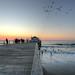 Sunrise with Hasidim