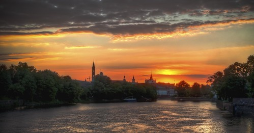 The Wroclaw Sunset | by Pete Halewood