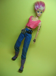 Gi.joe custom Dreadnok: Zarana | by harrycobra