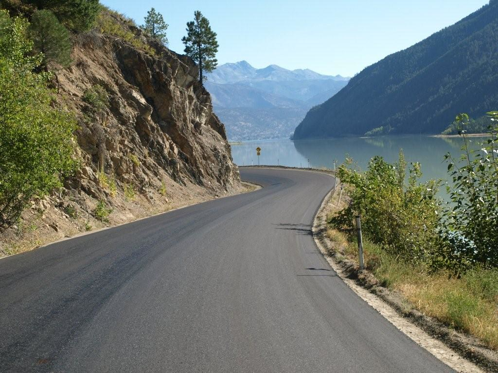 A Freshly Paved Road 40