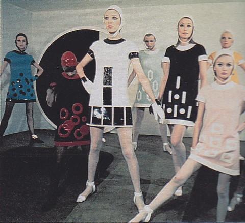 60s fashion women