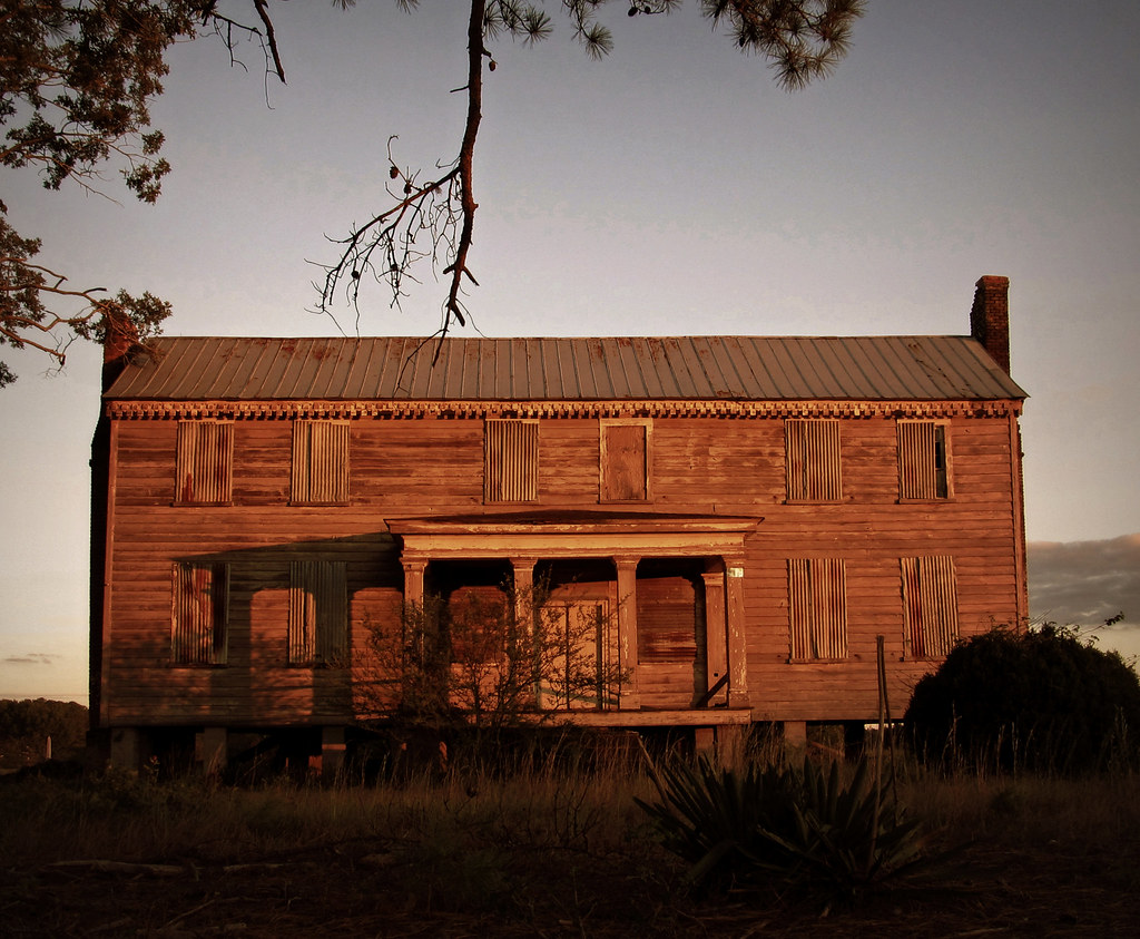... The Barrow House (again) | By History Rambler