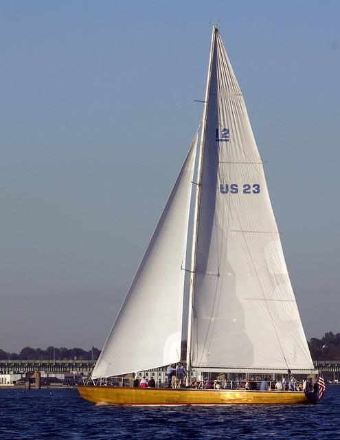 Rhode Island Yacht Club Wedding