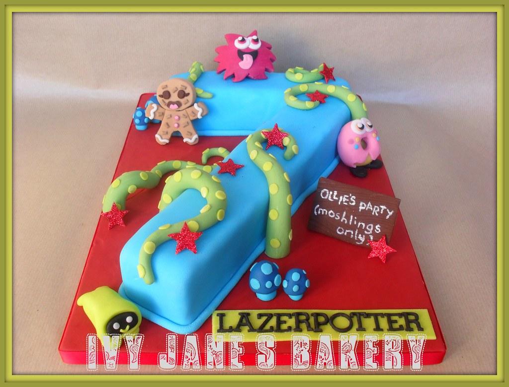 Number  Cake Pan