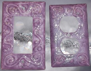 purple light switches | by uglybeadsneedlove