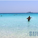 Swimming in Giftun Island, Hurghada, Egypt