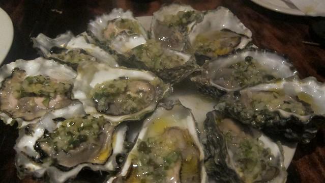 Fanny Bay Oysters Restaurant
