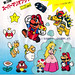 Super Mario Bros 2. Japanese Disk System Ad