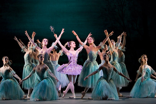 Marianela Nuñez as The Lilac Fairy in The Sleeping Beauty © ROH/2011 | by Royal Opera House Covent Garden