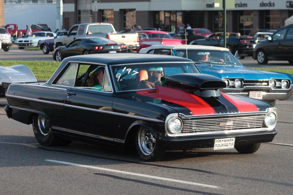 1965 Chevrolet Nova SS 2011 Detroit Woodward Avenue Dream