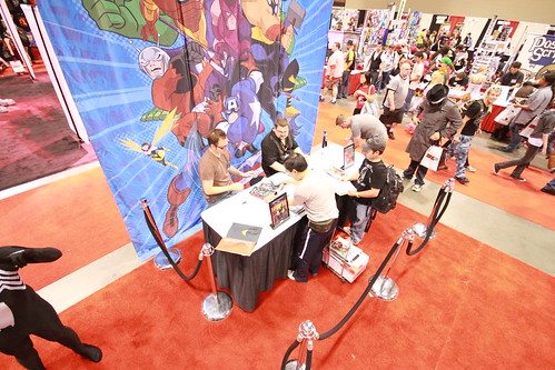 The Marvel Signing Station | by Marvel Entertainment