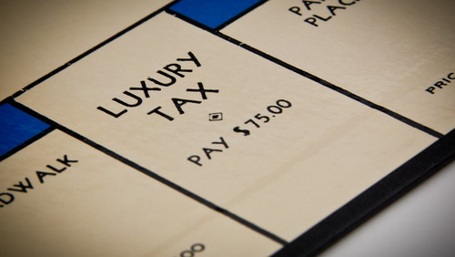 Luxury Taxes For The Rich | by kenteegardin