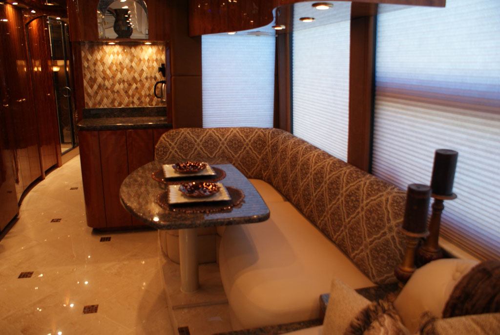 Pre Owned Factory >> Millennium Luxury Coaches Custom RV Interiors   New & Pre-Ow…   Flickr