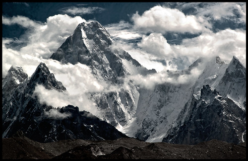 gasherbrum IV (7912m) | by doug k of sky
