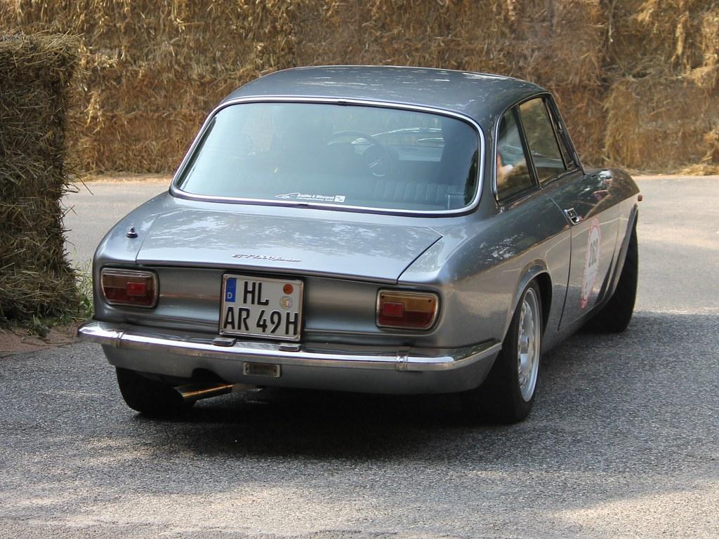Alfa Romeo Giulia Gt 1300 Junior 1974 10th Stadtpark