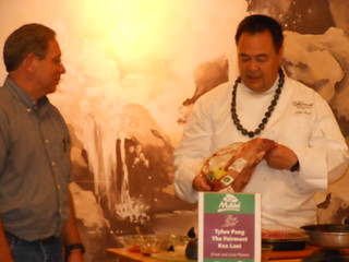 Chef Tylun Pang makes Maui Cattle Co Poke | by Maui County Farm Bureau