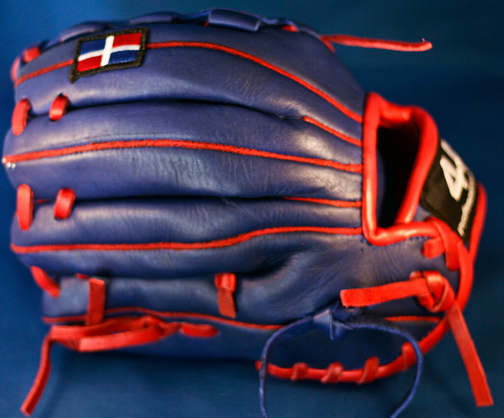 44 Pro Gloves Rubby De La Rosa dodgers | If you are interest… | Flickr